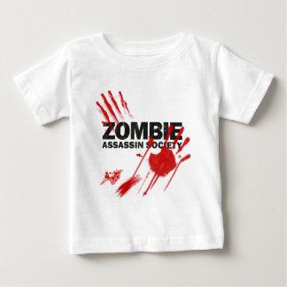 Zombie Assassin Society Baby T-Shirt