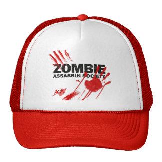 Zombie Assassin Society Cap