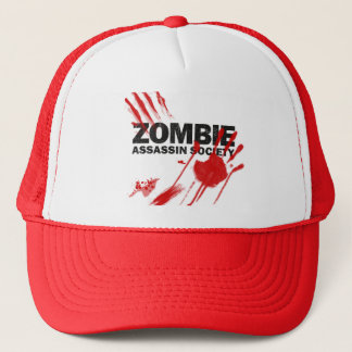 Zombie Assassin Society Trucker Hat