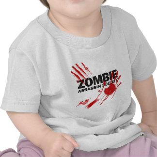 Zombie Assassin Society Tshirts