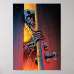 Zombie At Your Door Poster