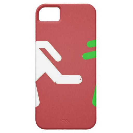 Zombie Attack iPhone 5 Case