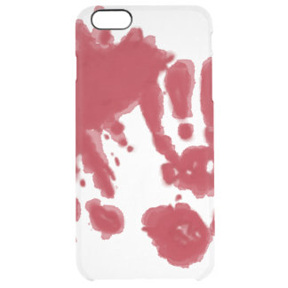 zombie attack Clearly iPhone 6 Plus case