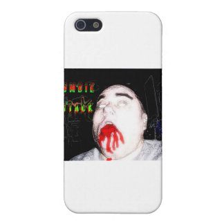ZOMBIE ATTACK II COVER FOR iPhone 5