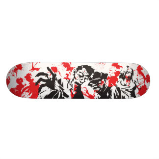 Zombie Attack 21.6 Cm Skateboard Deck