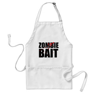 Zombie Bait Standard Apron