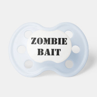 Zombie Bait Baby Pacifier