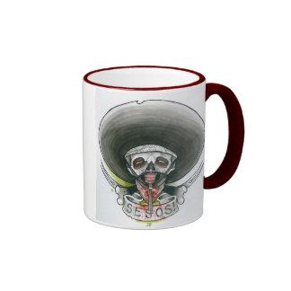 Zombie Bandito Ringer Mug