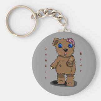 Zombie Bear Key chain