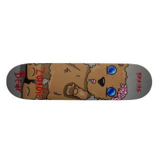 Zombie Bear SkateBoard