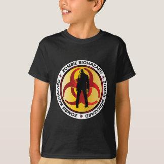 Zombie Biohazard Waste T-Shirt