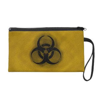Zombie Biohazard Women's Wallet Wristlet Clutches