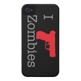 Zombie Black ID Case-Mate iPhone 4 Case