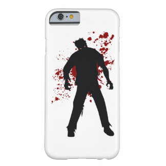 Zombie Blood Barely There iPhone 6 Case