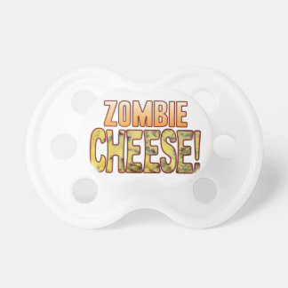 Zombie Blue Cheese Baby Pacifier
