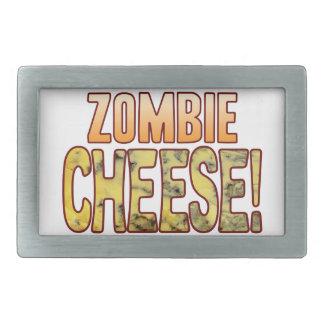 Zombie Blue Cheese Belt Buckle