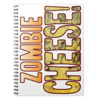 Zombie Blue Cheese Notebook