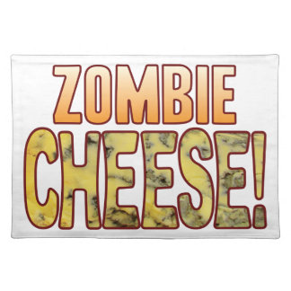Zombie Blue Cheese Placemat