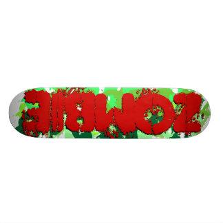 Zombie Board Skate Board Deck