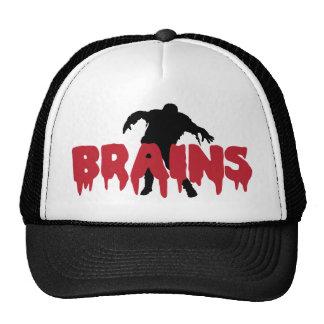 Zombie Brains Hats