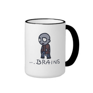 Zombie Brains Mug