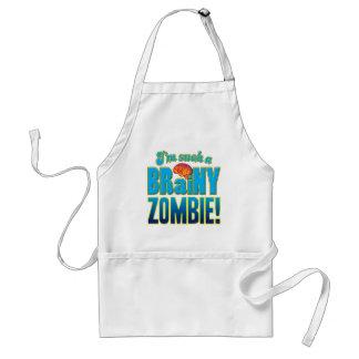 Zombie Brainy Brain Aprons
