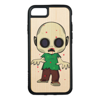 Zombie Brat Carved iPhone 7 Case