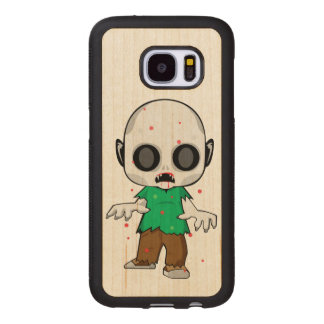 Zombie Brat Wood Samsung Galaxy S7 Case