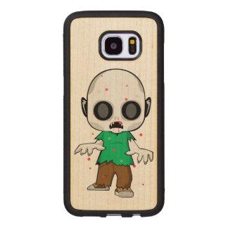 Zombie Brat Wood Samsung Galaxy S7 Edge Case