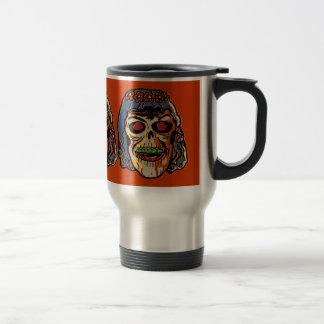 Zombie Bride - Vintage Halloween Mask Mug