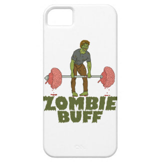Zombie Buff Case For The iPhone 5