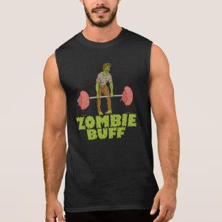 Zombie Buff Sleeveless T-shirts