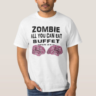 Zombie Buffet Tee Shirt