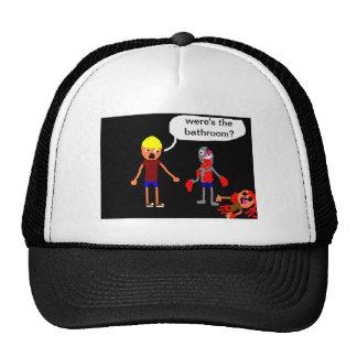 zombie hats