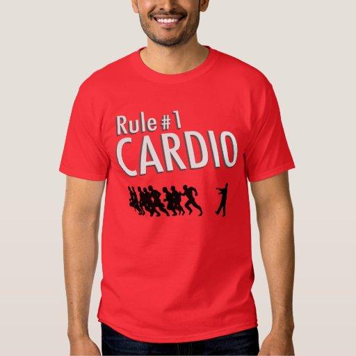 Zombie Cardio Tee Shirts