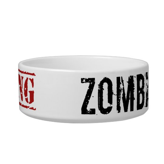 Zombie Cat Bowl