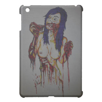 ZOMBIE CHICK CASE FOR THE iPad MINI