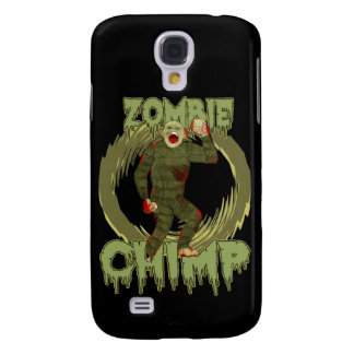 'Zombie Chimp' Galaxy S4 Case