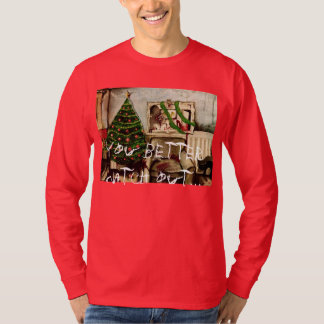 Zombie Christmas ugly jumper T-Shirt