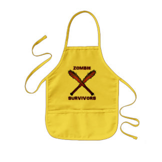 ZOMBIE CLUBS Aprons & Bags