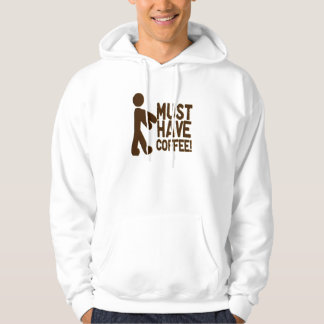 Zombie Coffee Hoodie