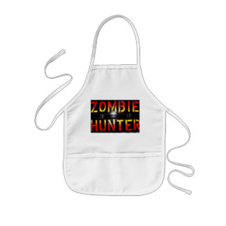 Zombie Cook in Training Kids Apron