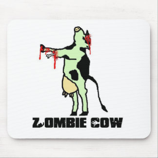 Zombie Cow Mouse Mat