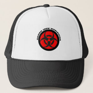 Zombie Crew Worldwide Trucker Hat