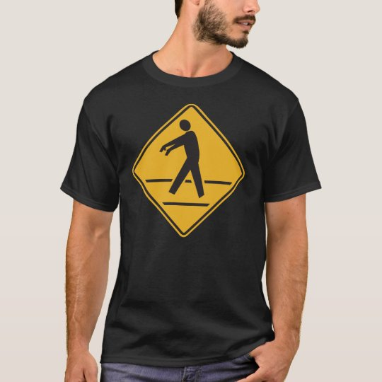 Zombie Crossing Shirt