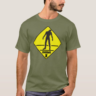 Zombie Crossing T-Shirt