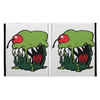 zombie cupcake ipad folio case