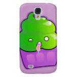 Zombie Cupcake Samsung Galaxy S4 Case