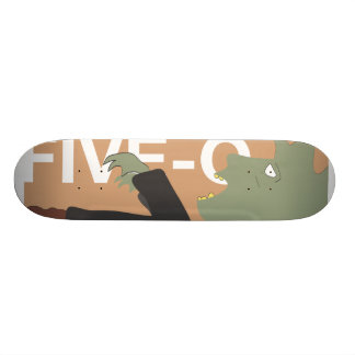 Zombie Deck Skate Board Decks