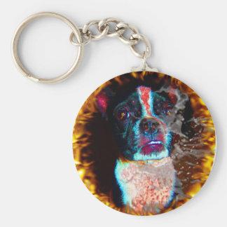 ZOMBIE DOG Keychain